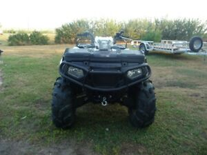 Like New Quad - $6,300.00 and Trailer - $1,800.00