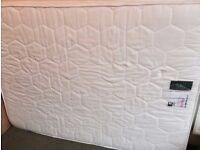 Firm Double Mattress by Breasley