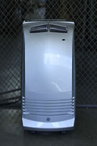 GE 8000 Btu Portable Room Air Conditioner Model Ape08akm1 Comple