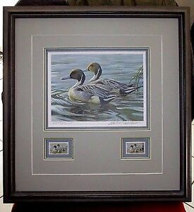 ROBERT BATEMAN LIMITED EDITION PRINT SIGNED NUMBERED $300 OBO