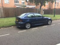 BMW 320d compact for sale or swap