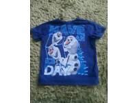 Olaf boys T-shirt