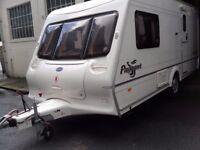 Bailey Pageant Monarch Two Berth Touring Caravan