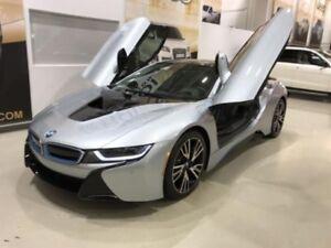 2016 BMW i8 WORLDS FIRST PETROL-ELECTRIC HYBRID SUPERCAR! GUL...