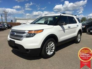 2012 Ford Explorer XLT 4WD *Heated Leather* *Wifi*