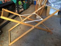 Mothercare Moses basket stand