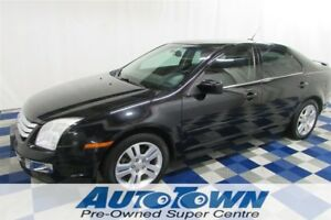 2008 Ford Fusion SEL AWD/LEATHER/HTD SEATS/ACCIDENT FREE