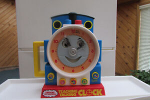 Talking Thomas the Train Clock