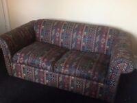 Used furniture: sofa bed