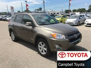 2012 Toyota RAV4 LIMITED--NAV--MOON ROOF--HEATED LEATHER--4X4
