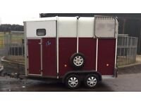 Ifor Williams trailer 510 double large horse trailer