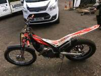 Beta evo 300 trials bike