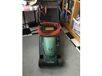 Hayder 36 Rotary electric lawn mower in good condition.