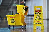 Commercial Cleaners needed ASAP- night shift