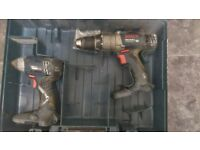 Bosch drill and power driver