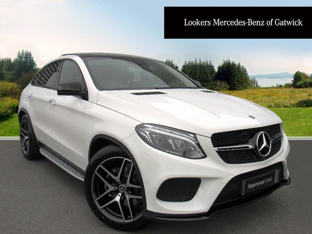 mercedes benz gle class gle 350 d 4matic amg line premium plus white 2017 07 14 in crawley. Black Bedroom Furniture Sets. Home Design Ideas