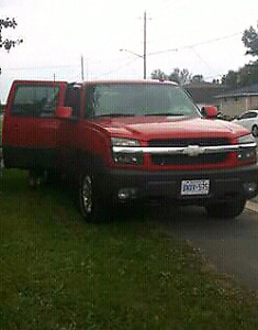 2004 avalanche 3500 obo as is.  May cert for right price
