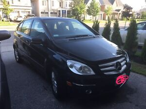Mercedes B200 in great condition