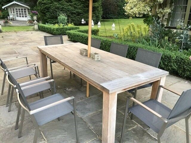 Indian Ocean Outdoor Garden Furniture - Dining Table, Chairs & Coffee Table  - Excellent Condition - Indian Ocean Outdoor Garden Furniture - Dining Table, Chairs