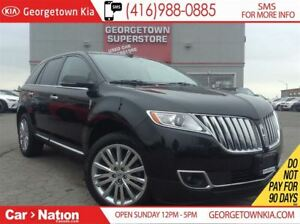 2014 Lincoln MKX NAVI | LEATHER | PANO ROOF | HEATED/COOLED SEAT
