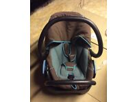 Baby car seat free to a good home