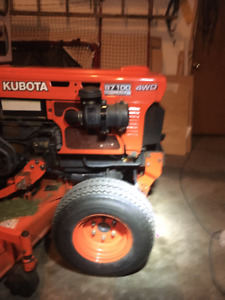 Kubota wheel rims  wanted