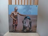 The Story of Star Wars Vinyl LP