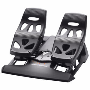Thrustmaster TFRP Flight Rudder Pedals for PS4/PC - NEW IN BOX