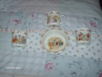 ROYAL DOULTON ITEMS