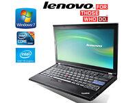 Deliver if needed - IBM Lenovo Laptop - Intel QuadCore i5 2.4Ghz - Win7 64Bit - 320Gb - 4Gb