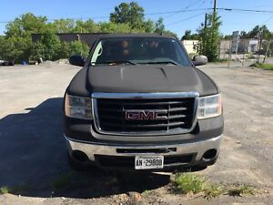 Truck and Plow For Sale!