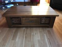 Next Drawers, Table and Mirror