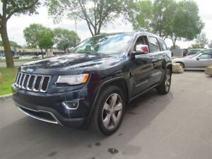 2015 Jeep Grand Cherokee Limited*LUXURY GRP OPTION DE $4000