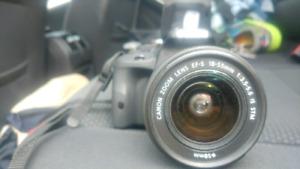 Canon SL1 + 2 Lenses