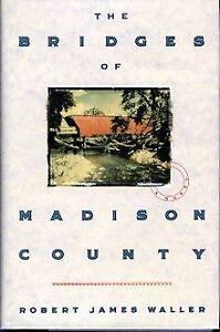 Bridges of Madison County & Slow Waltz in Cedar Bend-$5 book lot