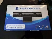PS4 Camera V2 - Brand new and unopened for PS4 VR