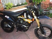 PULSE ADRENALINE NICE BIKE FULL YEAR MOT