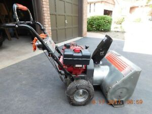 SEARS CRAFTSMAN SNOWBLOWER  C950-52477-5   8HP 25""