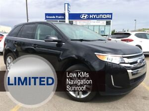 2014 Ford Edge Limited | Infotainment Features