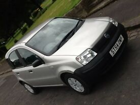 2005 FIAT PANDA 1.1 ACTIVE 5 DOOR WITH LOW LOW MILEAGE