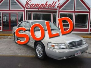 2008 Mercury Grand Marquis LS Ultimate HTD LEATHER SUNROOF CLIMA