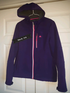 Jacket soft shell in excellent condition, size XL