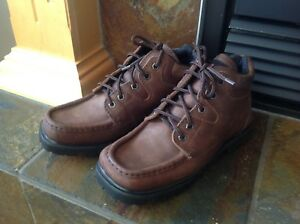 Leather shoes (custom made)