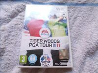 special edition wii tiger woods pga tour 11 with ryder cup addition