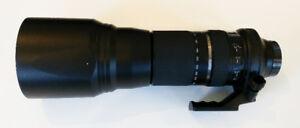 Tamron SP 150-600mm f5-6.3 Di VC USD – Nikon Mount (As New)