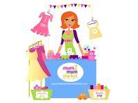 Mum2mum Market Ipswich - Baby & Children's Nearly New Sale 14th October 2pm-4pm