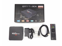 ANDROID TV BOX 4K PRO (2 in stock)