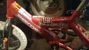 Vélo pour enfant fille
