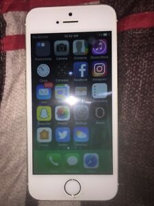 iPhone 5s 16GB (Rogers) $175.00