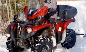 Stolen 2013 Yamaha Grizzly 700